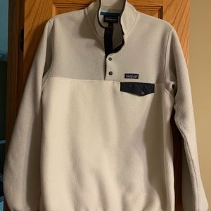 Patagonia Synchilla Snap Pullover.